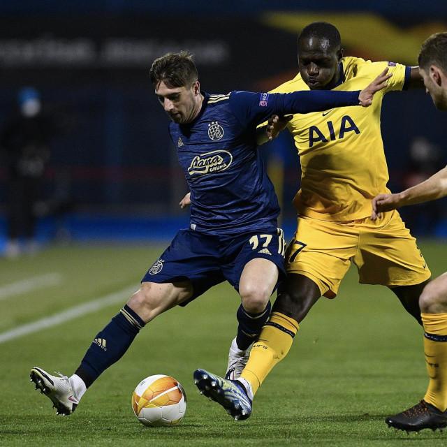 Sjajno je igrao protiv Tottenhama