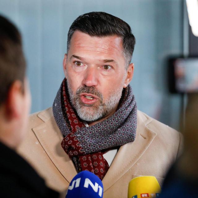 Ivan Klobučar, predsjednik uprave Oktal Pharme