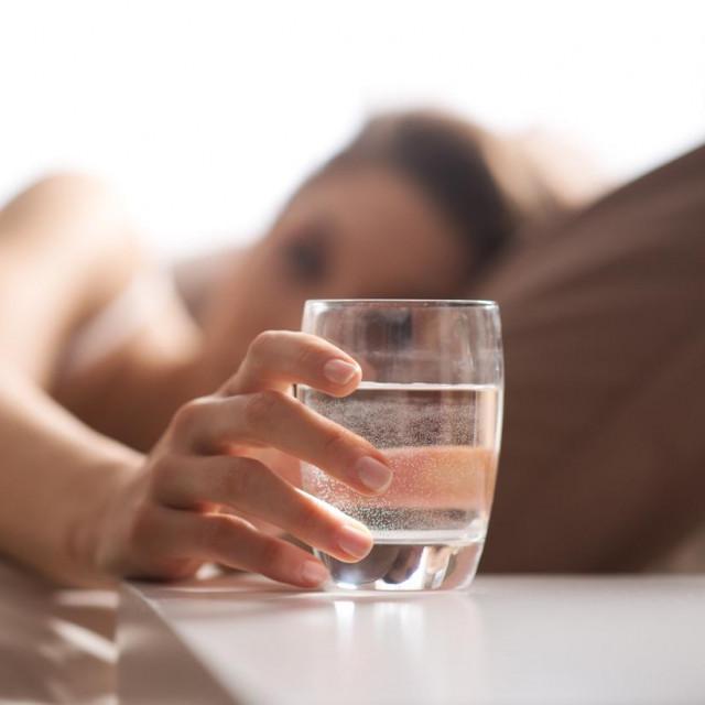 Voda je važna za većinu metaboličkih procesa.