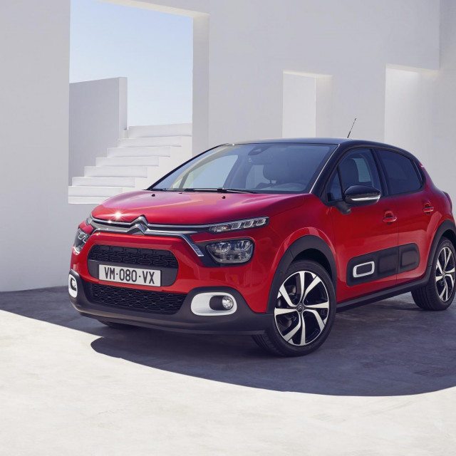 Citroën promo