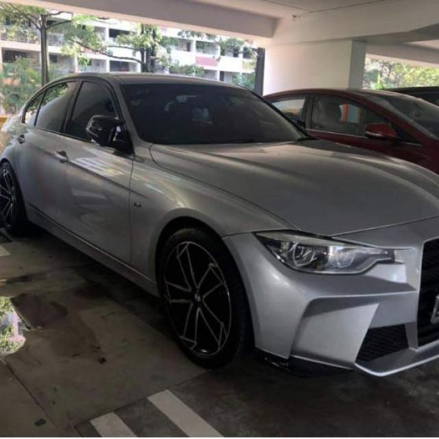 BMW Prerada