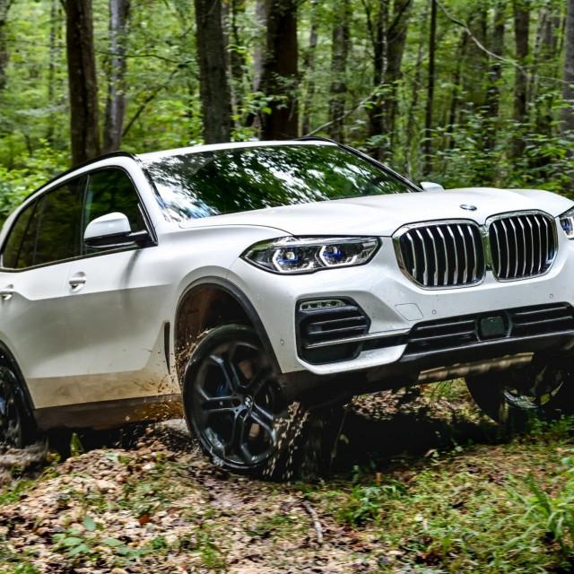 BMW obitelji X