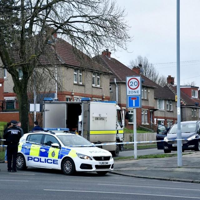 Britanska policija, Ilustracija