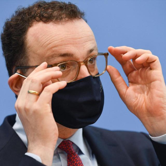 Njemački ministar zdravstva Jens Spahn