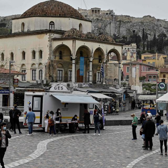 Atena; ilustracija
