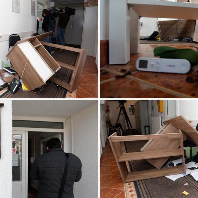 Incident u Centru u Ivanić-Gradu