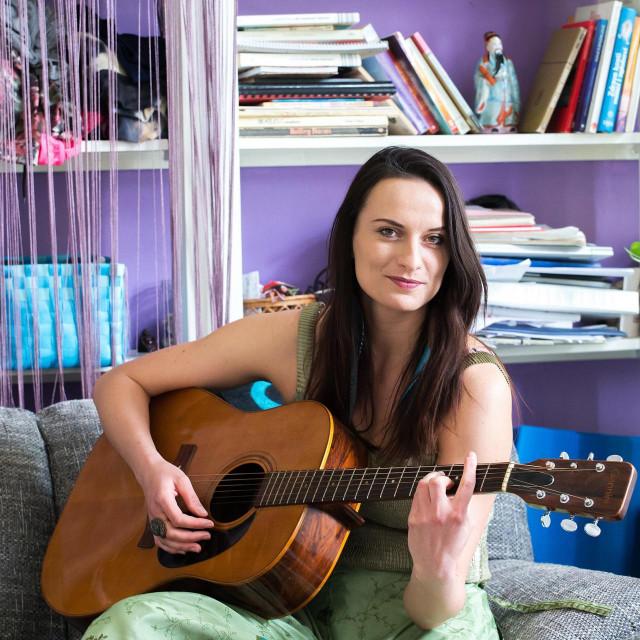 Arijana se bavi glazbom i jogom
