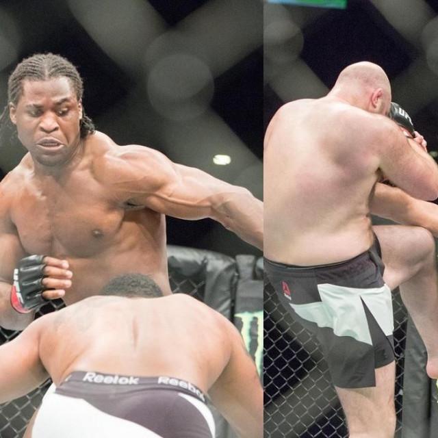 Francis Ngannou vs. Curtis Blaydes i Ben Rothwell vs. Junior Dos Santos