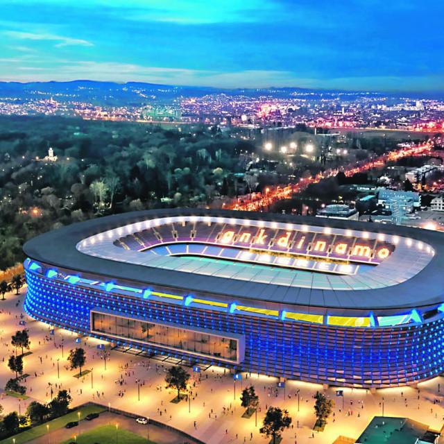 Novi Maksimir mogao bi biti domaćin finala europskih kupova i Uefina Superkupa