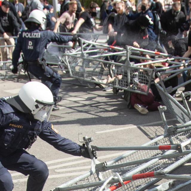 Prosvjedi u Beču