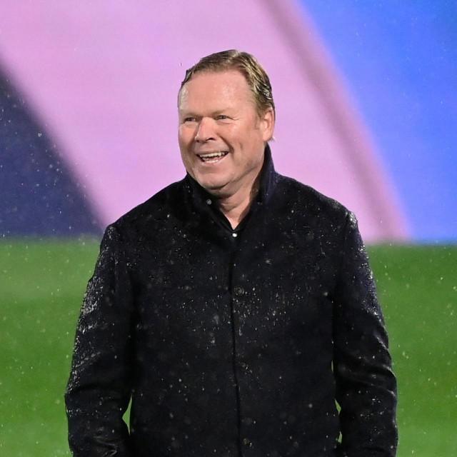 Kiseli i pokisli osmijeh trenera Barcelone