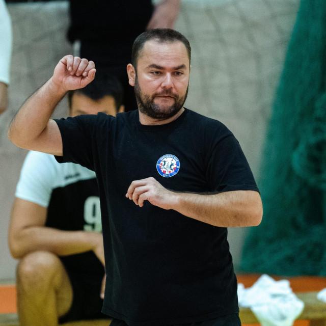 Trener Fabijan Ćosić posebno je pohvalio svog pomorca Dejana Skočića