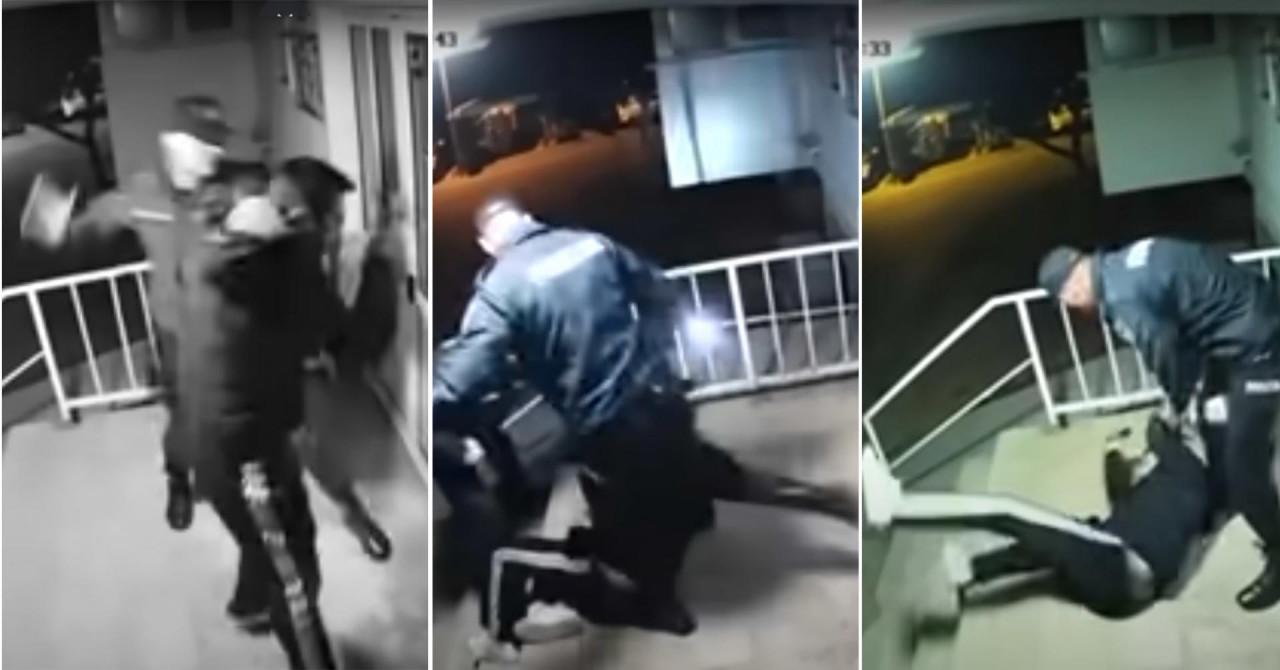 Policija u Mostaru brutalno pretukla mladića koji je prekršio policijski sat: Sve je snimljeno