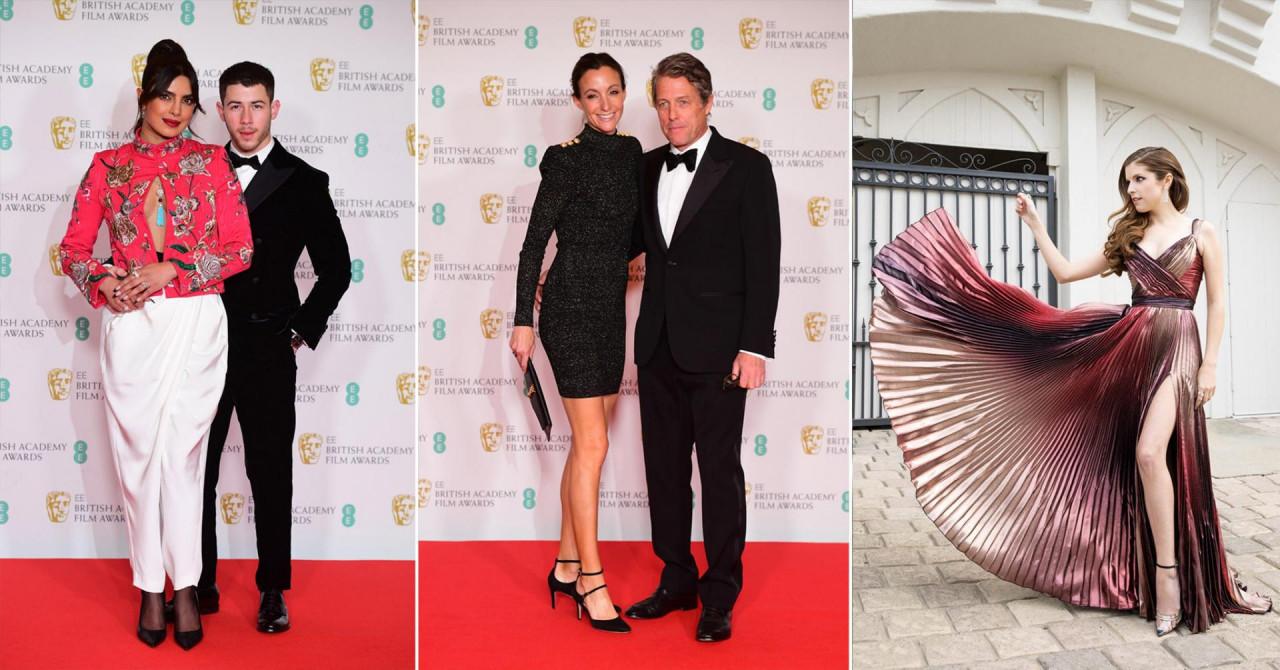 Pandemijski glamur: Bivša Miss svijeta u sakou bez grudnjaka, supruga Hugha Granta pokazala noge