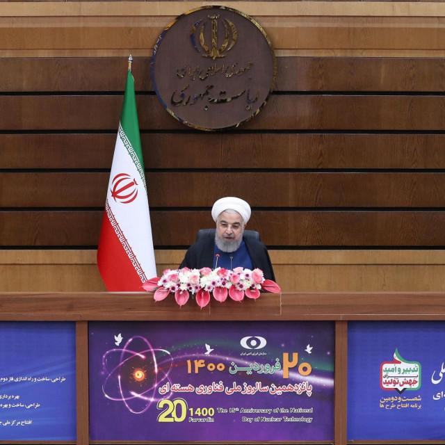 Iranski predsjednik