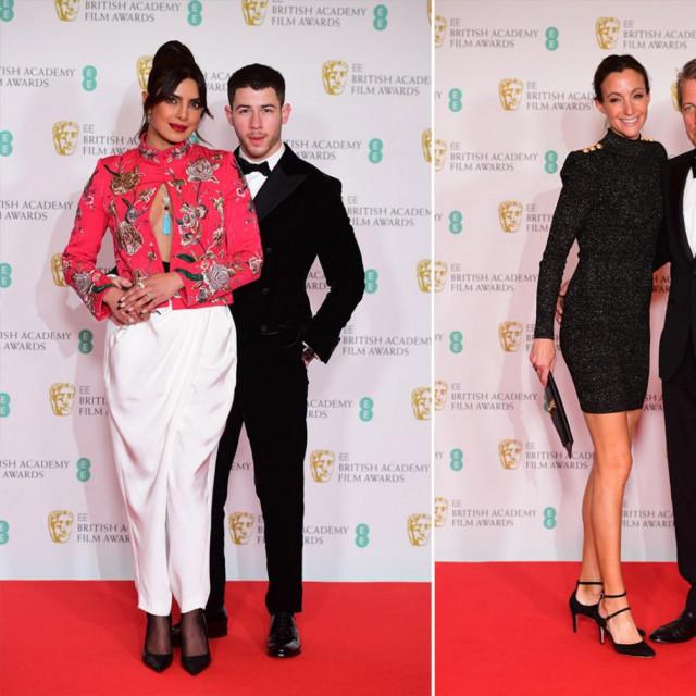 Priyanka Chopra i Nick Jonas;Anna Eberstein i Hugh Grant;Anna Kendrick