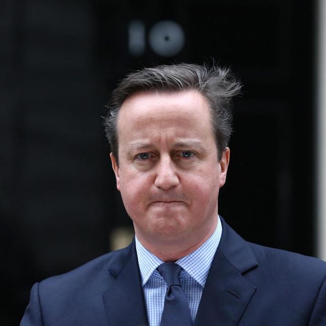 Bivši premijer David Cameron