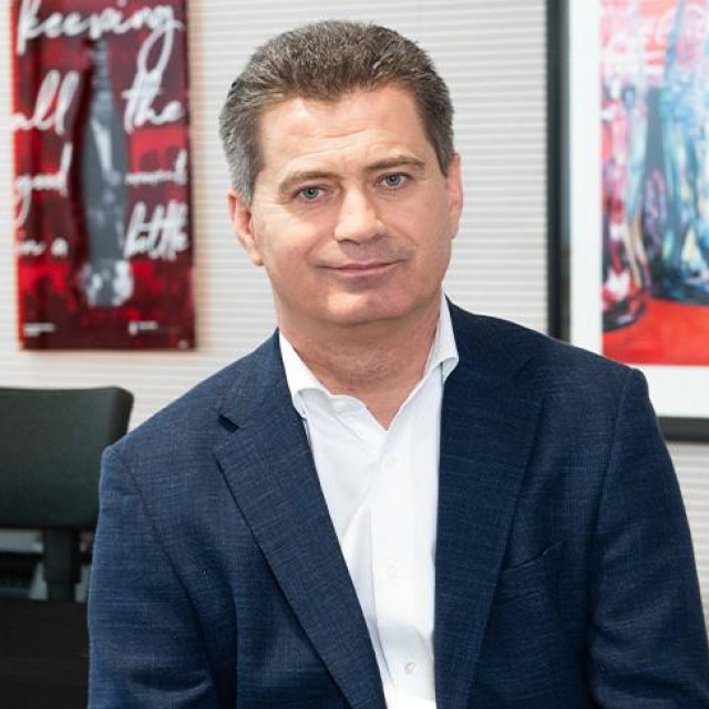 Zoran Bogdanović, glavni izvršni direktor, Coca-Cola HBC