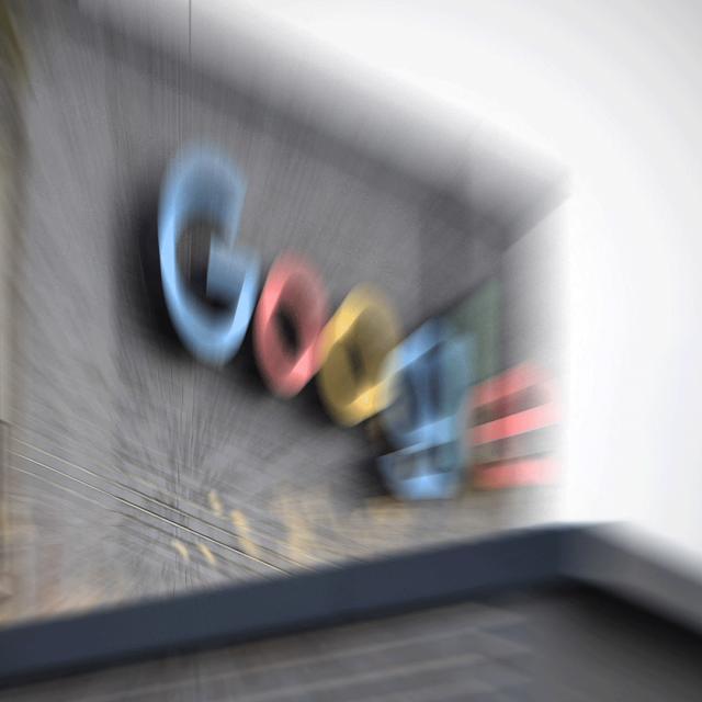 Google, ilustracija