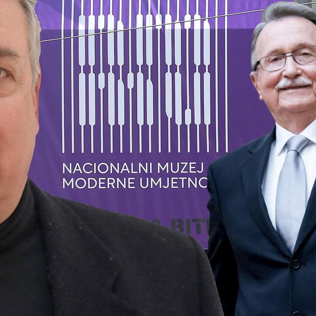 Branko Franceschi i Vladimir Neidhardt