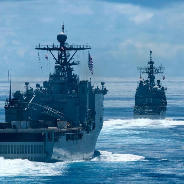Američki ratni brodovi