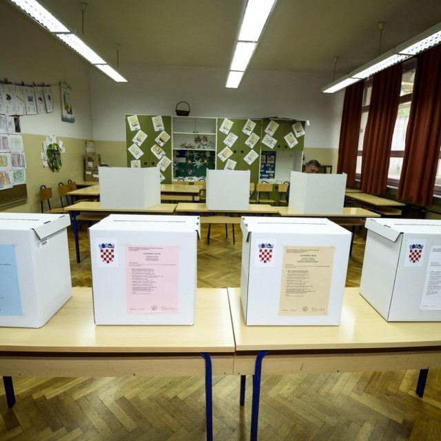 Lokalni izbori prije četiri godine