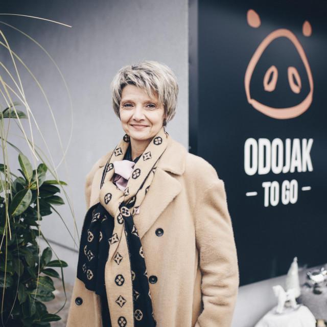 Arnela Husinec, vlasnica obrta Odojak To Go