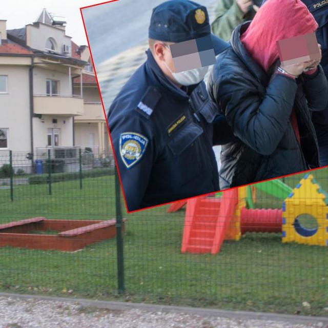 Vrtić 'Zvono' u Zaprešiću, uhićenje (ilustracija)