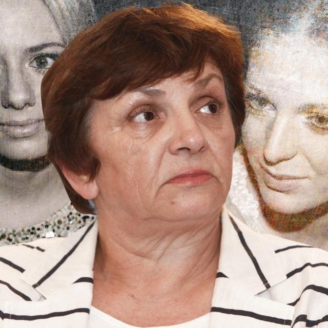 Štefica Karačić (u prvom planu), Jelena Veljača i Nataša Janjić (u pozadini)