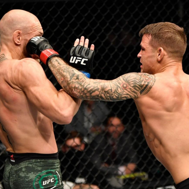 McGregor vs. Poirier