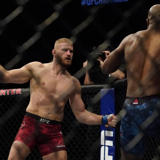 Corey Anderson vs. Jan Blachowicz