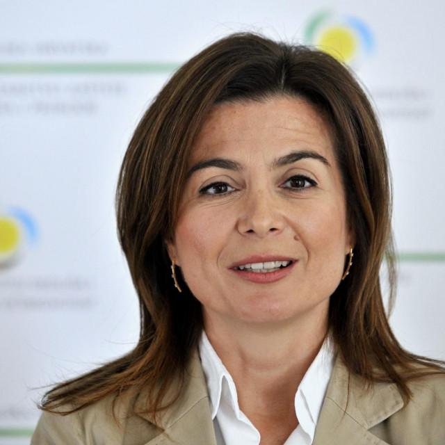 Marija Šćulac Domac, direktorica Sektora za industriju i održivi razvoj pri HGK