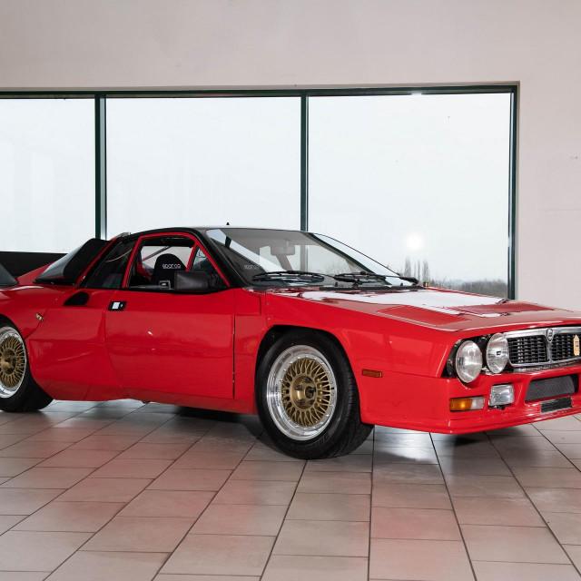 Lancia 037 prototip