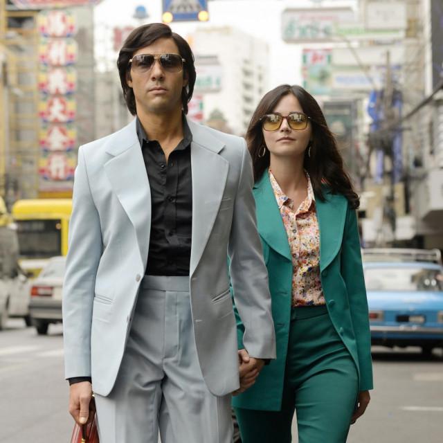 Tahar Rahim i Jenna Coleman u Zmiji