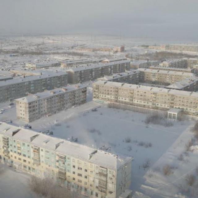 Severnij, Rusija