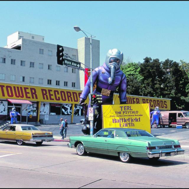 Trgovina Tower Recordsa u Los Angelesu
