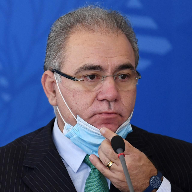 Ministar zdravstva Marcelo Queiroga