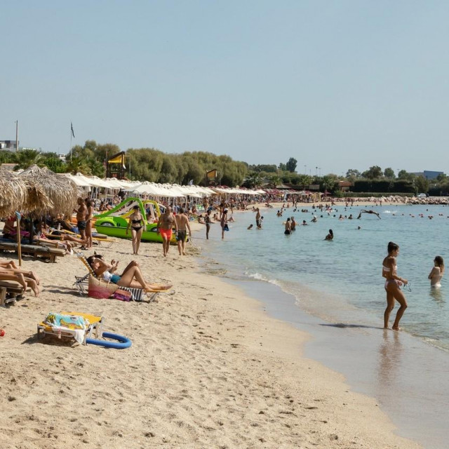 Grčke plaže (arhiva)