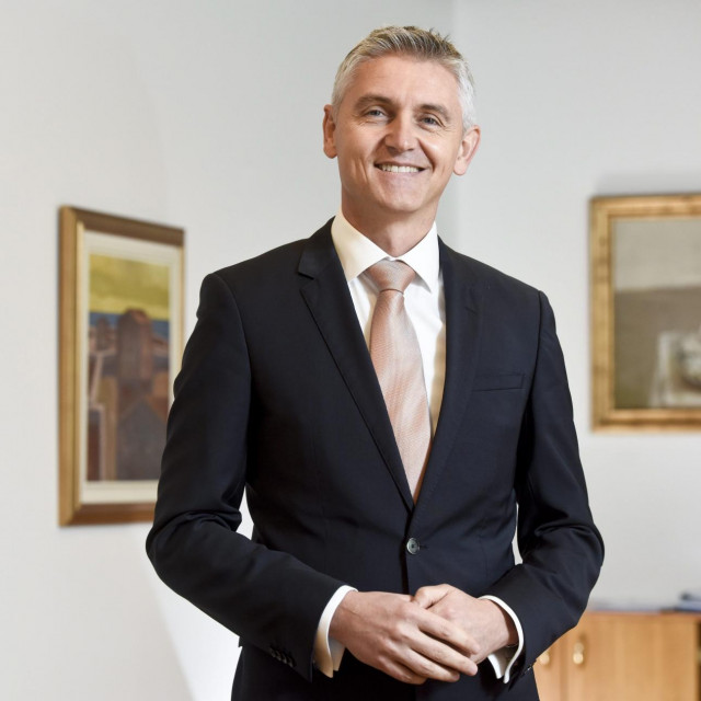 Gordan Kolak, predsjednik Uprave Končara