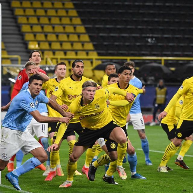 Man City je u četvrtfinalu eliminirao Borussiju Dortmund