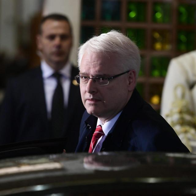 Bivši predsjednik RH Ivo Josipović