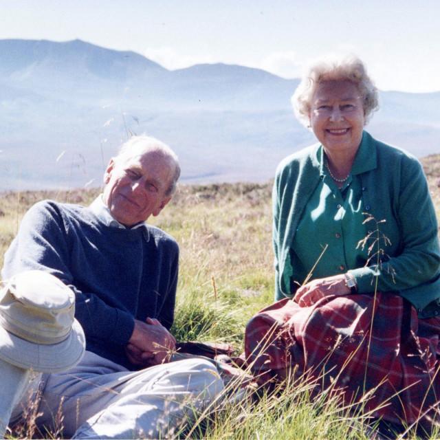 Princ Philip i kraljica Elizabeta