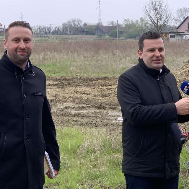 Igor Brajdić i Dario Hrebak