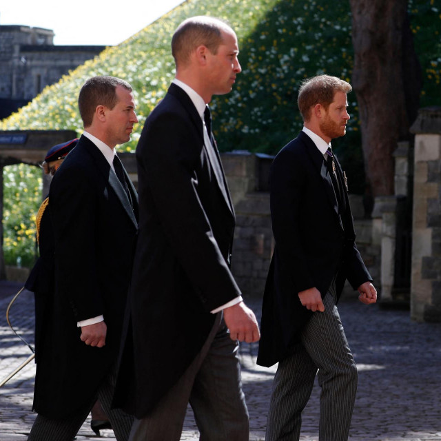 Prinčevi William i Harry
