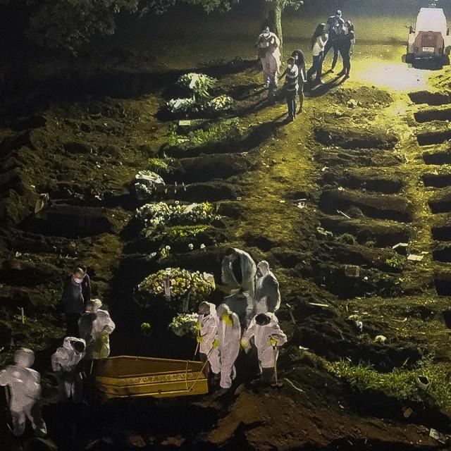 Grobnice u Brazilu