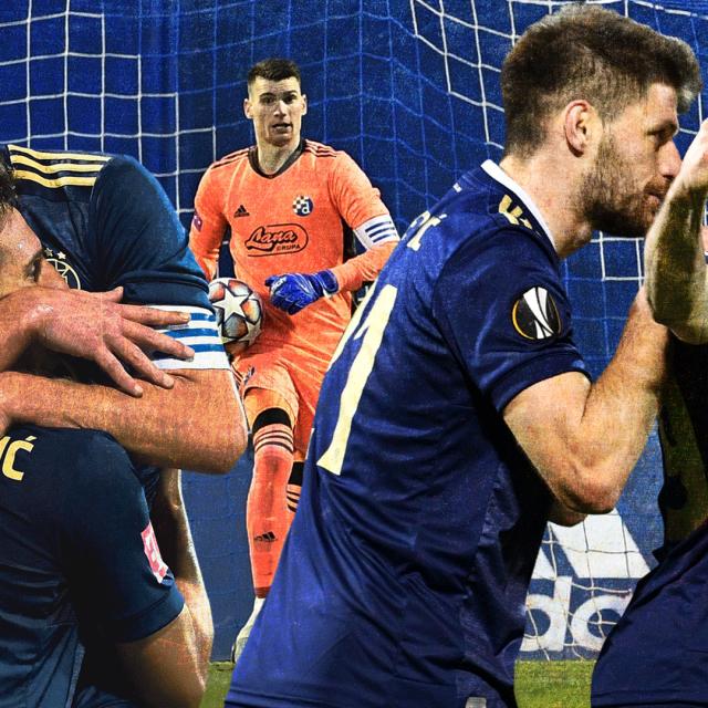 Dinamova europska sezona