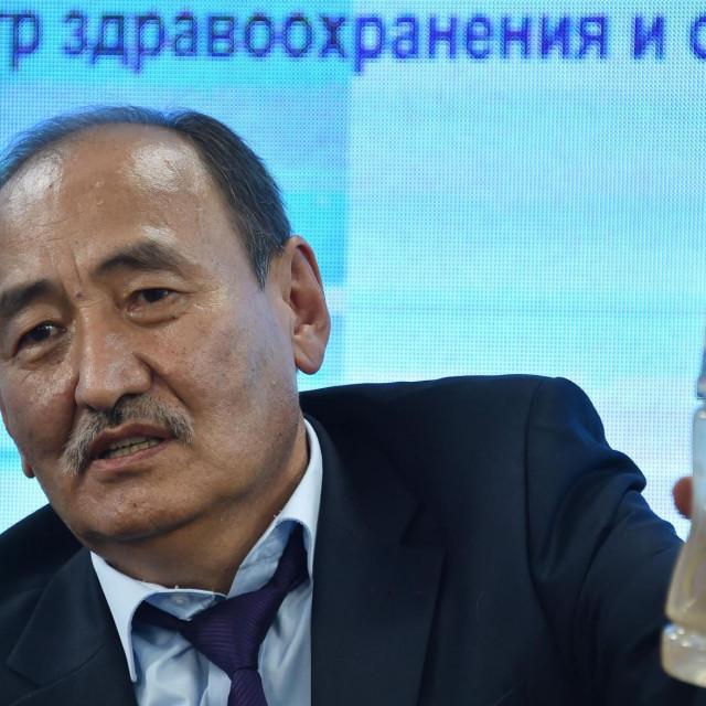 Alimkadir Beišenalijev