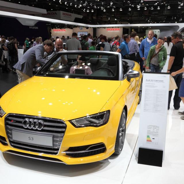 Audi S3, arhivska fotografija