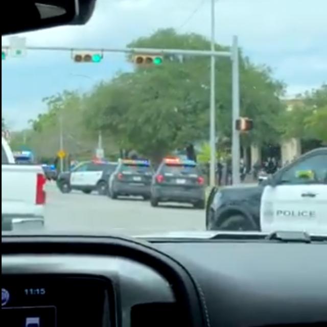 Pucnjava u Austinu