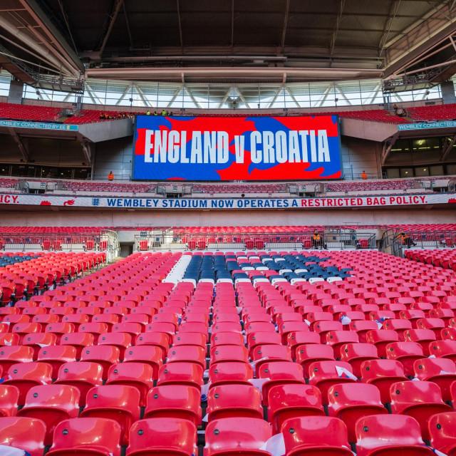 Nije sporno da će se utakmica Eura između Engleske i Hrvatske na Wembleyju igrati s gledateljima